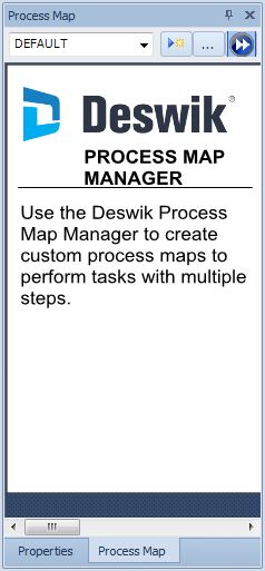 Process map manager
